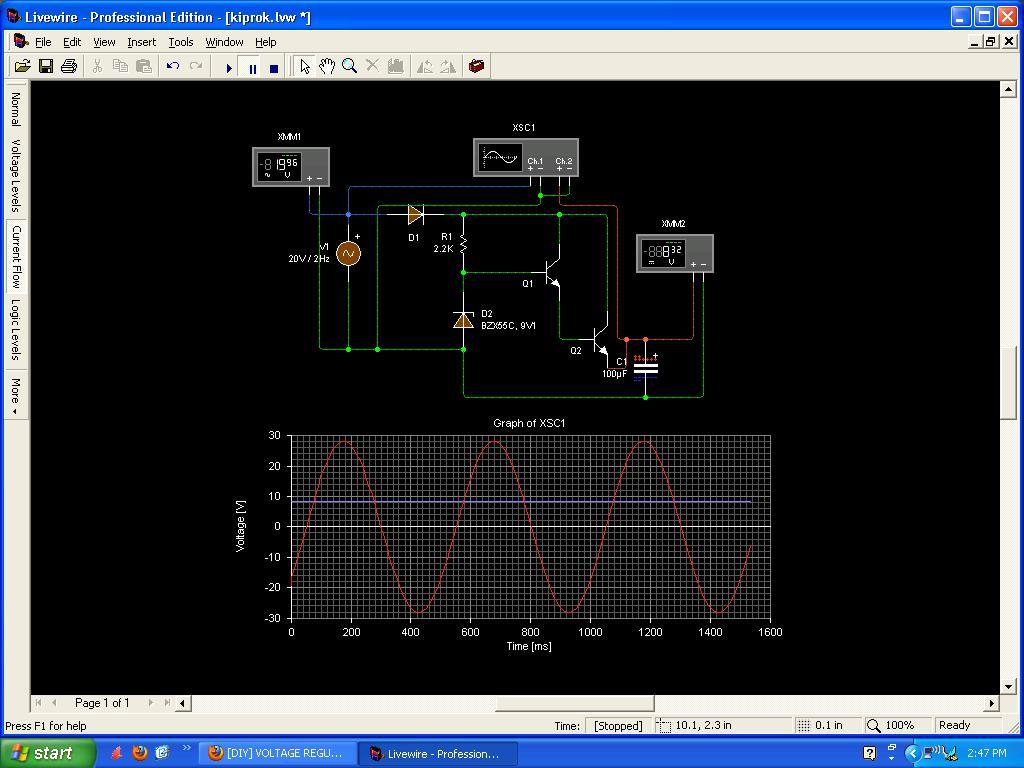 Diy Voltage Regulator Diy4all Wiring Diagram Kelistrikan Vespa Px Kiprok
