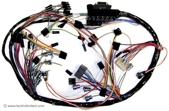 bahas kelistrikan wiring harness part 1 diy4all rh diy4all wordpress com Engine Wiring Harness Automotive Wiring Harness