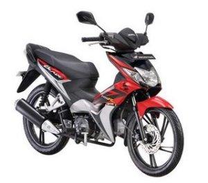 Honda Blade 110 R Spec
